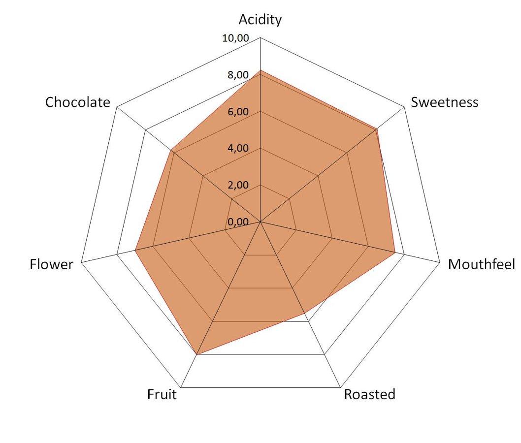 Kafijas pupiņas Pascucci, CAFFE BIO 1kg