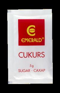 """Cukurs """"Emerald"""" (baltais) 5 kg (1000 gb. x 5 g)"""