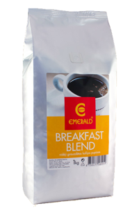 "Kafijas pupiņas ""Breakfast Blend"" 1 kg"