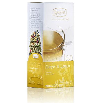 Ginger & Lemon #23070
