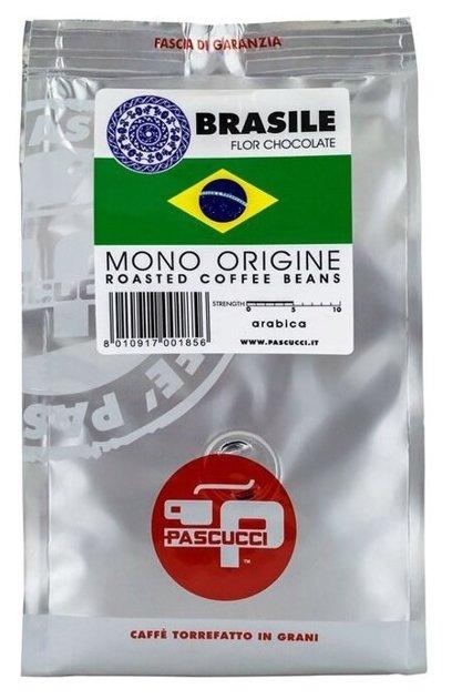 Kafijas pupiņas Pascucci, BRASILE 250g