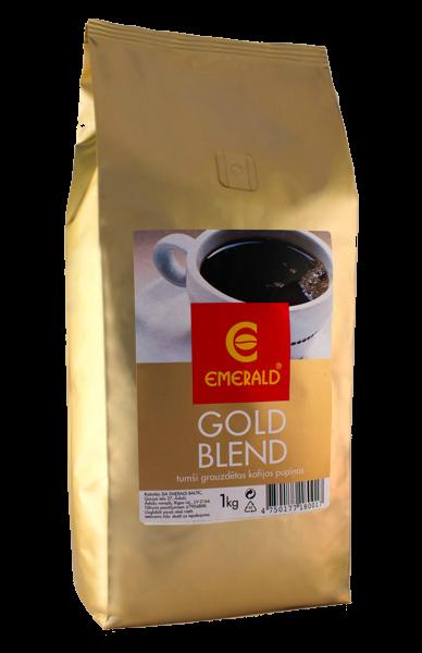 """Kafijas pupiņas """"Gold Blend"""" 1 kg"""